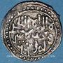 Monnaies Russie. Horde d'Or. Mangu Timur (665-679H = 1267-1280). Yarmak 665H. Qrim (Crimée)
