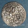 Monnaies Russie. Horde d'Or. Mengu Timur (665-679H).  Dirham 665H. Qrim (Crimée)