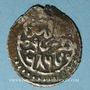 Monnaies Russie. Horde d'Or. Tula Buqa (686-690H = 1287-1290). Yarmak 686H. Qrim (Crimée)