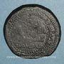 Monnaies Syrie. Abbassides. al-Mansur (136-158H). Fals, 157H. Qinnasrin