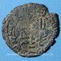Monnaies Syrie. Abbassides. Anonyme. Fals 13(x)H, (Khazanat) Haleb Trésor d'Alep