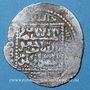 Monnaies Syrie. Ayyoubides. as-Salih Isma'il (635 et 637-643H). Dirham (63)8H, Damas