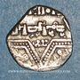 Monnaies Syrie. Ayyoubides d'Alep. al-Zahir (582-613H).  1/2 dirham (600-613H), (Alep)