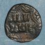 Monnaies Syrie. Ayyoubides d'Alep. al-Zahir (582-613H). Br, Fals 6(03)-6(12)H, (Alep)