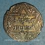 Monnaies Syrie. Ayyoubides d'Alep. al-Zahir (582-613H).  Dirham 606H, Alep
