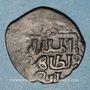 Monnaies Syrie. Ayyoubides d'Alep. al-Zahir Ghazi (582-613H). Bronze, fals, (Alep)