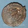 Monnaies Syrie. Ayyoubides. Salah al-Din Yusuf I (564-589H). Bronze, fals  (58)5H, Hamah