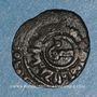 Monnaies Syrie. Fatimides. al-Mustansir (427-487H). Bi. Fraction de dirham, Sur (Tyr)