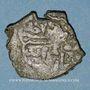 Monnaies Syrie. Mamelouks Burjites. Faraj (1er règne 801-808H). Fals 801H, Damas