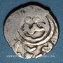 Monnaies Syrie. Mamelouks Burjites. Jaqmaq (842-857H). Dirham (Damas)