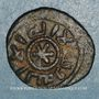 Monnaies Syrie. Umayyades, vers 120H. Fals anonyme, Damas