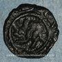 Monnaies Syrie. Umayyades, vers 130H. Fals, Hims