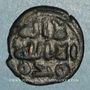 Monnaies Syrie. Umayyades, vers 75-85H. Fals anonyme