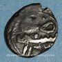 Monnaies Tunisie. Ottomans. Mahmoud I (1143-1168H). Hafsi 1163H. Tunis