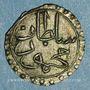 Monnaies Tunisie. Ottomans. Mahmoud II (1223-1255H). Kharub 1252H. Tunis