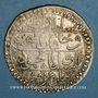 Monnaies Tunisie. Ottomans. Mahmoud II (1223-1255H). Piastre 1228H. Tunis