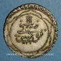 Monnaies Tunisie. Ottomans. Mahmud II (1223-1255H). 8 kharub 1242H. Tunis