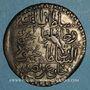 Monnaies Tunisie. Ottomans. Mahmud II (1223-1255H). Piastre 1249H. Tunis