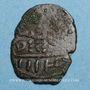 Monnaies Tunisie. Ottomans. Mustafa II (1106-1115H). Burbe 1114H. Tunis
