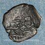 Monnaies Tunisie. Ottomans. Mustafa II (1106-1115H). Burbe 111xH. Tunis