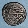 Monnaies Tunisie. Ottomans. Mustafa III (1171-1187H). Burbe 1173H. Tunis