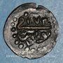 Monnaies Tunisie. Ottomans. Mustafa III (1171-1187H). Hafsi 1173H. Tunis