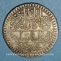 Monnaies Tunisie. Ottomans. Selim III (1203-1222H). Piastre  1210H. Tunis