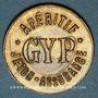 Monnaies Assurances Urbaine et Seine - Accidents. Bronze. 22,47 mm