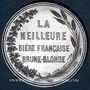Monnaies Bar-le-Duc (55). Brasserie de la Croix de Lorraine. Jeton publicitaire aluminium