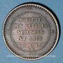 Monnaies Bar-le-Duc (Lorraine). Société des Lettres, Sciences et Arts. Jeton bronze