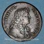 Monnaies Bourgogne. Louis XIV. Prise de Besançon. Jeton cuivre 1674