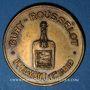 Monnaies Bourmont (52). Gury - Rousselot. La Cordelière, liqueur des Chanoines de la Mothe en Lorraine, jeton