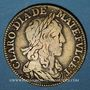 Monnaies Conseil du Roi. Louis XIII (1610-1643). Jeton laiton