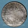 Monnaies Conseil du Roi. Louis XIII. Jeton cuivre 1611