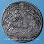 Monnaies Diane de Poitiers (1499-1566). Jeton argent 1561. R ! R ! R !
