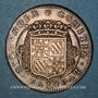 Monnaies Etats de Bourgogne. Jeton argent 1657