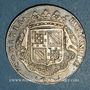 Monnaies Etats de Bourgogne. Jeton argent 1701