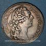 Monnaies Etats de Bourgogne. Jeton argent 1761