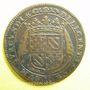 Monnaies Etats de Bourgogne. Jeton cuivre 1678