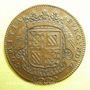 Monnaies Etats de Bourgogne. Jeton cuivre 1682