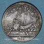 Monnaies Etats de Bourgogne. Jeton cuivre 1694