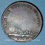 Monnaies Etats de Bourgogne. Jeton cuivre 1719