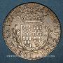 Monnaies Etats de Bretagne. Jeton argent n. d. (1641), à l'hermine passante.