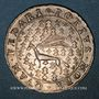 Monnaies Etats de Bretagne. Jeton argent n. d. (1657-1675), à l'hermine passante.