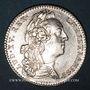 Monnaies Etats de Bretagne. Louis XV. Jeton argent 1772