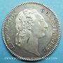 Monnaies Etats de Bretagne. Louis XVI. Jeton argent 1774