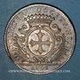 Monnaies Etats du Languedoc. Jeton argent 1713
