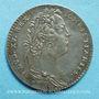 Monnaies Extraordinaire des Guerres. Louis XV. Jeton argent 1732