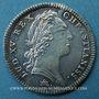 Monnaies Extraordinaire des Guerres. Louis XV. Jeton argent 1754