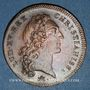 Monnaies Flandre. Etats de Lille. Jeton cuivre 1737